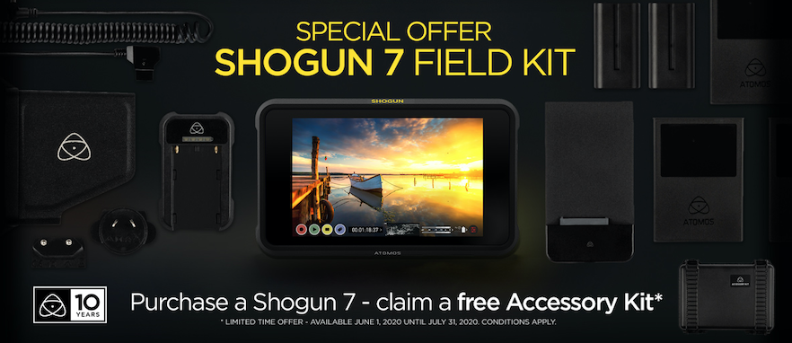 Shogun7 Field Kit